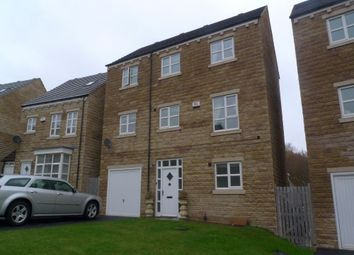 Thumbnail 4 bedroom detached house to rent in Suffolk Rise, Ferndale, Huddersfield