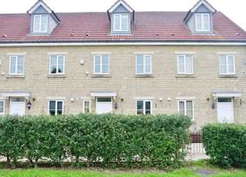 Thumbnail 4 bed town house for sale in Byre Close, Cricklade, Swindon