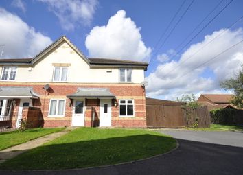 Thumbnail 2 bed semi-detached house to rent in Orkney Close, Sinfin, Derby