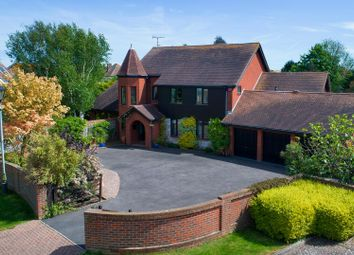 Thumbnail 5 bed detached house for sale in Anna Park, Birchington