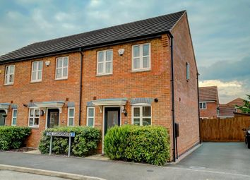 Thumbnail 2 bed end terrace house for sale in The Carabiniers, Coventry