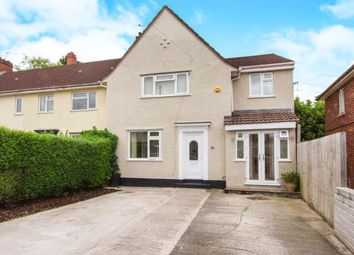Thumbnail 4 bedroom end terrace house for sale in Wordsworth Road, Horfield, Bristol