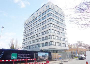 Thumbnail 2 bed flat to rent in Skyline Apartments, The Causeway