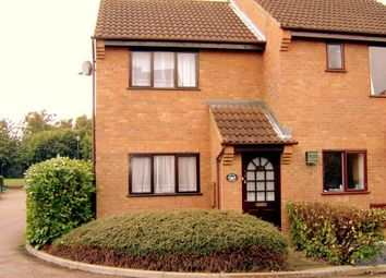 Thumbnail 1 bed property to rent in Rosebay Close, Walnut Tree, Milton Keynes