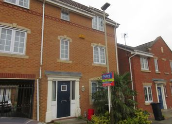 Thumbnail 4 bed terraced house to rent in Brompton Road, Hamilton