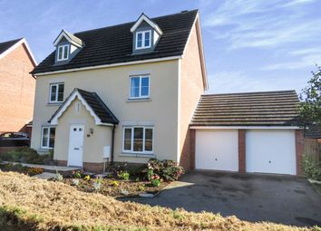 5 bed detached house for sale in Wagtail Drive, Stowmarket IP14
