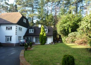 Thumbnail 1 bedroom flat to rent in Pinelands Road, Chilworth, Southampton