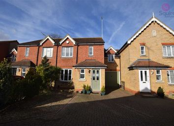 Thumbnail 4 bed terraced house to rent in Oaklands Wood, Hatfield, Hertfordshire