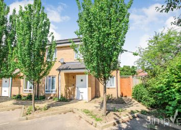Thumbnail 4 bedroom end terrace house for sale in Glenister Gardens, Hayes
