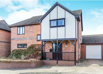 Thumbnail 4 bed detached house for sale in Parliament Place, Olivers Battery, Winchester