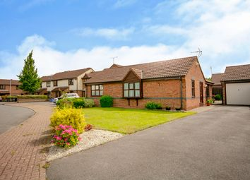 Thumbnail 2 bed detached bungalow for sale in Eaton Close, Beeston