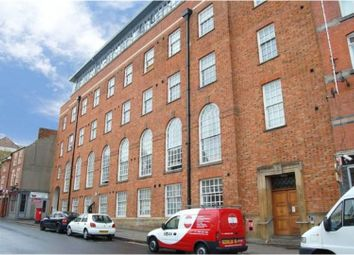 Thumbnail 2 bed flat for sale in Castle Exchange, Nottingham