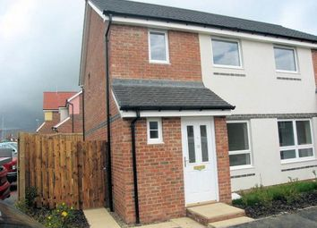 Thumbnail 2 bed semi-detached house to rent in Hindmarsh Drive, Barley Rise, Ashington