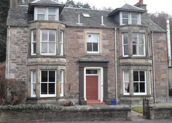 Thumbnail 2 bed flat to rent in Henderson Street, Bridge Of Allan, Stirling