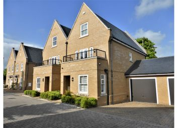 Thumbnail 4 bedroom semi-detached house for sale in Gunners Rise, Southend-On-Sea