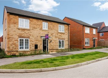Thumbnail 4 bed detached house for sale in Colliers Road, Featherstone, Pontefract