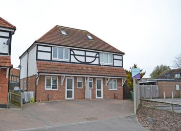 Thumbnail 3 bed semi-detached house for sale in Chichester Road, Bognor Regis