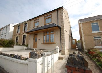 Thumbnail 3 bed semi-detached house for sale in 10 Charles Street, Skewen, Neath