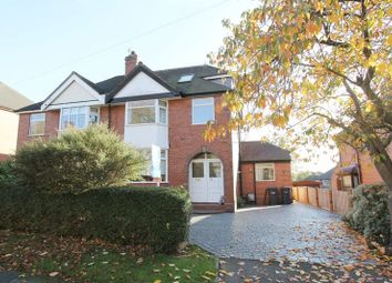 Thumbnail 4 bed semi-detached house to rent in Seagrave Place, Newcastle-Under-Lyme