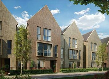 Thumbnail 5 bed town house for sale in Kestral Rise, Trumpington, Cambridge