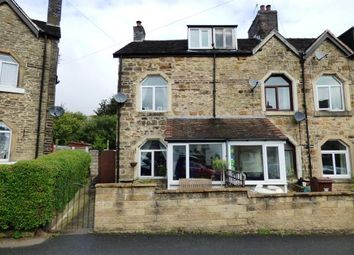 Thumbnail 3 bed end terrace house for sale in Hogshaw Villas Road, Buxton