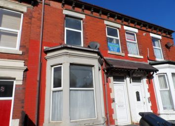 Thumbnail 1 bedroom flat to rent in Westmorland Avenue, Blackpool
