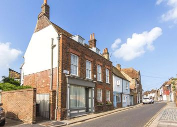 Thumbnail 4 bed terraced house for sale in Harnet Street, Sandwich
