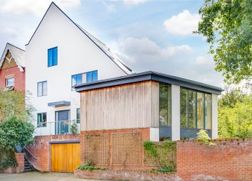 Thumbnail 4 bed detached house for sale in Ranelagh Avenue, London