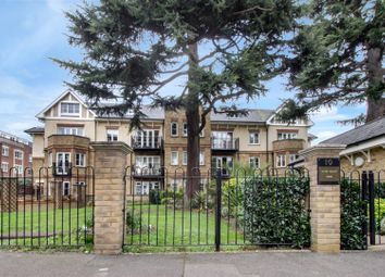 Thumbnail 2 bed flat for sale in Silverthorne Lodge, Village Road, Enfield