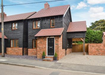 Thumbnail 4 bed detached house for sale in Half Moon Lane, Pepperstock, Luton
