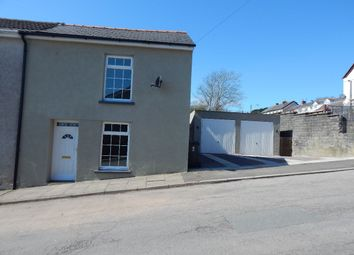 Thumbnail 3 bed end terrace house for sale in Queen Street, Brynmawr, Ebbw Vale