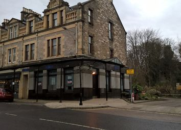 Thumbnail Retail premises to let in Atholl Road, Pitlochry, UK