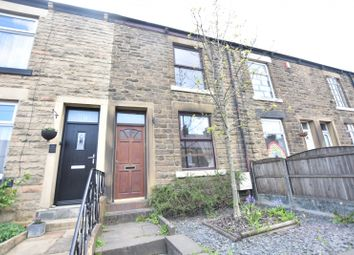 Thumbnail 2 bed terraced house to rent in Buxton Road, New Mills, High Peak