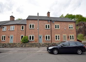Thumbnail 3 bed town house for sale in Cademan Street, Whitwick, Coalville