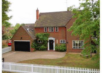 Thumbnail 5 bedroom detached house for sale in Ranelagh Drive, Bracknell