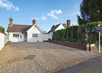 Thumbnail 3 bedroom detached bungalow for sale in New Road, Lambourne End, Essex