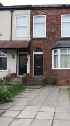 Thumbnail 3 bedroom terraced house for sale in Oakbank Avenue, Manchester, Greater Manchester, Manchester