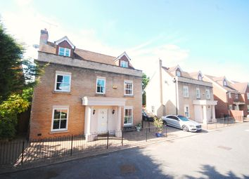 Thumbnail 5 bed detached house for sale in The Leys, Off Springfield Road, Chelmsford