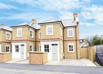 Thumbnail 4 bedroom end terrace house for sale in Elton Road, Kingston Upon Thames