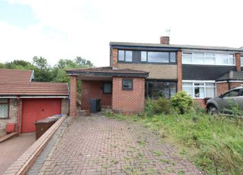 Thumbnail 2 bed semi-detached house for sale in St. Michaels Road, Hyde