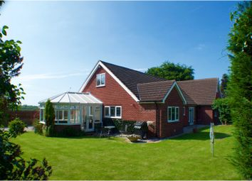 Thumbnail 5 bed detached house for sale in Little Gringley Lane, Retford
