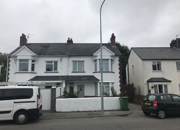 Thumbnail 4 bed semi-detached house for sale in Pantbach Road, Heath, Cardiff