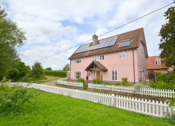 Thumbnail 5 bed detached house for sale in Cake Bridge Lane, Chelsworth, Ipswich