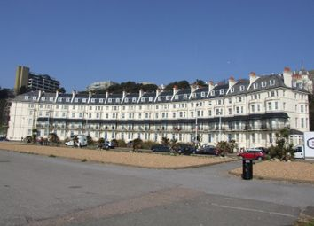 Thumbnail 2 bed flat to rent in Marine Crescent, Folkestone