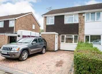 Conway Road, Swindon SN3. 3 bed semi-detached house for sale