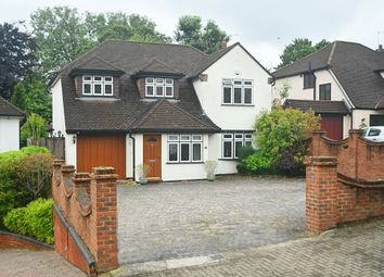 Thumbnail 4 bed detached house for sale in Berens Way, Chislehurst, Kent