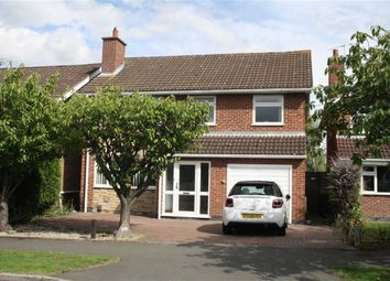 Thumbnail 5 bed detached house for sale in Highfield Road, Groby, Leicester