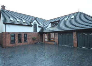 Thumbnail 5 bed detached house for sale in Milner Road, Heswall, Wirral