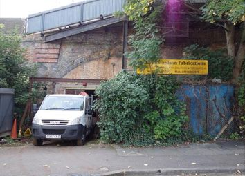 Thumbnail Commercial property for sale in Steel Fabricators, Low Rent SE6, London