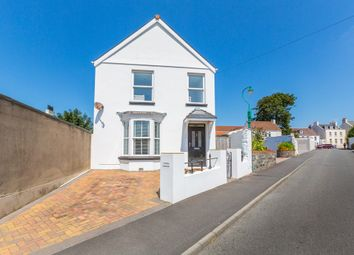 Thumbnail 4 bed detached house for sale in Le Foulon, St. Peter Port, Guernsey